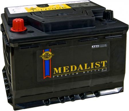 Аккумуляторы MEDALIST STANDART